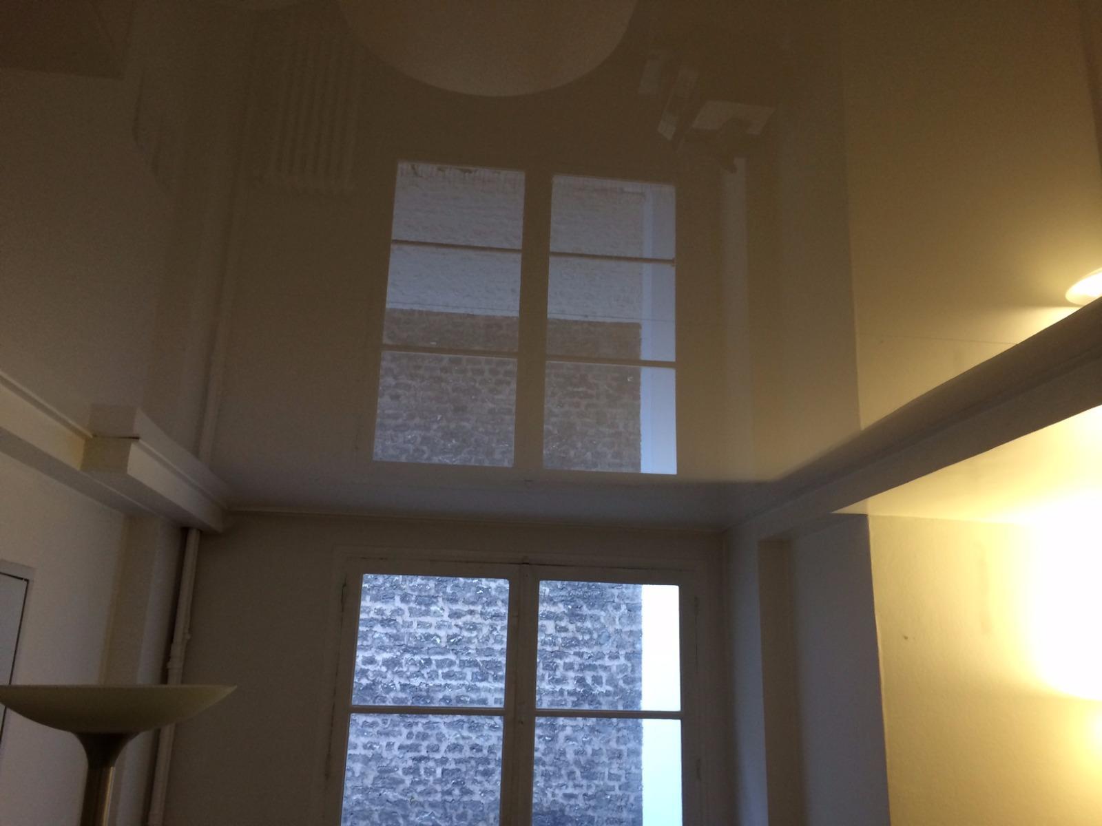 plafond tendu paris hotel avec miroir au plafond paris romantique loft lit rond comme suspendu. Black Bedroom Furniture Sets. Home Design Ideas